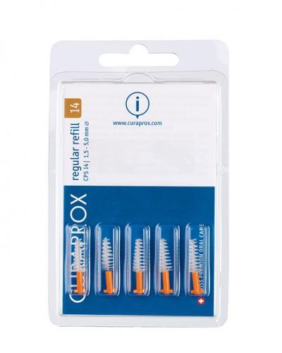 CPS 14 Набір конічних йоршиків ортодонтичних Regular, d 1,4 мм