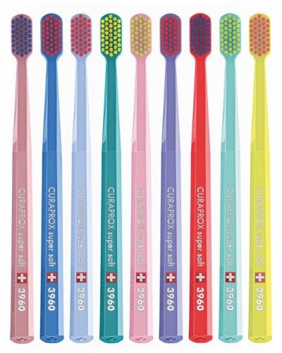 Зубна щітка CS 3960 Super Soft, d 0,12 мм