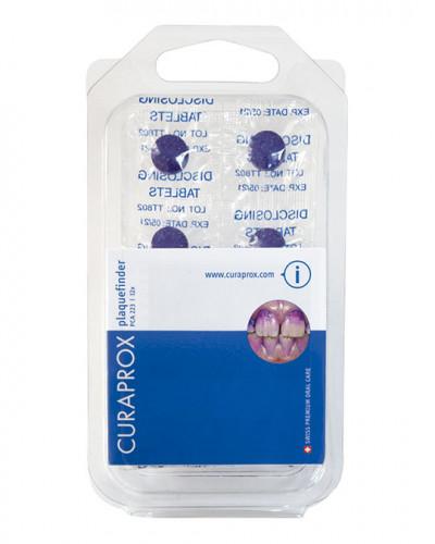 PCA 223 Таблетки для індикації зубного нальоту