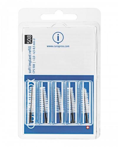 CPS 508 Набір йоршиків для імплантів Soft Implant, 4,5 мм - 8,5мм