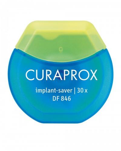 Зубна нитка для догляду за імплантами DF 846 implant-saver